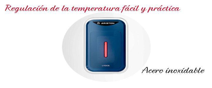 Precio termo eléctrico Ariston 100 litros vertical