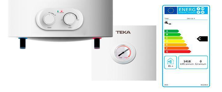 Precio del calentador electrico Teka 50 litros