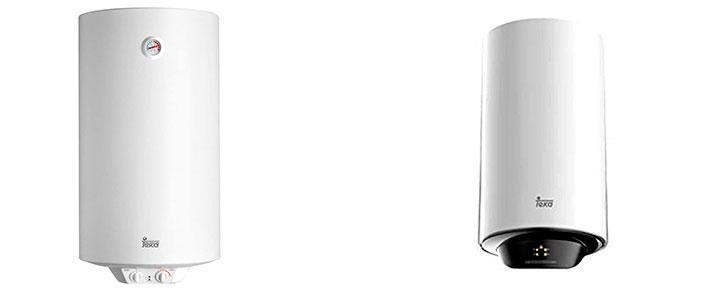 Diferencias calentador eléctrico Teka EWH vs EWH V ED