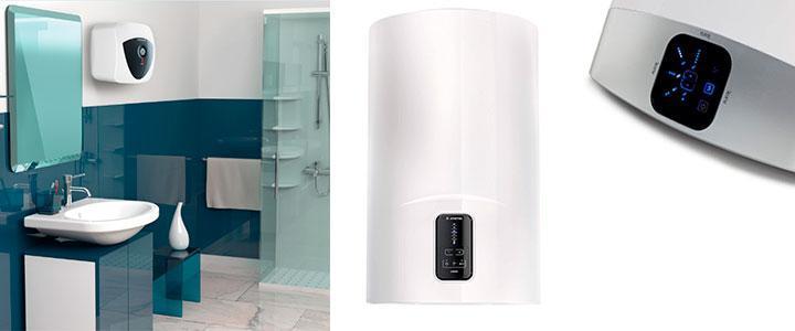 Calentadores de agua eléctricos 30, 50, 80, 100 litros marca Ariston
