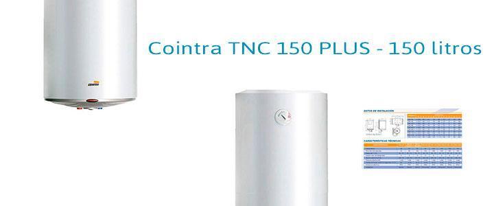 Termo eléctrico Cointra 150 litros vertical
