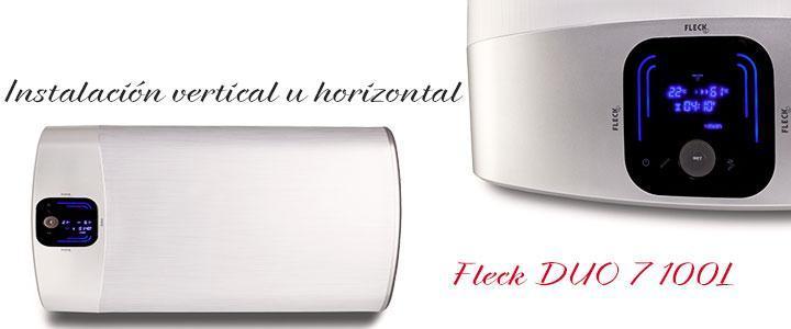 Fleck duo 7 100 l precio y opiniones sobre el calentador eléctrico de agua