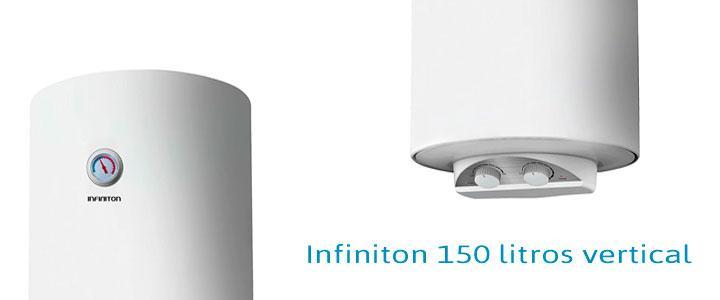 Calentador de agua Infiniton 150 litros vertical