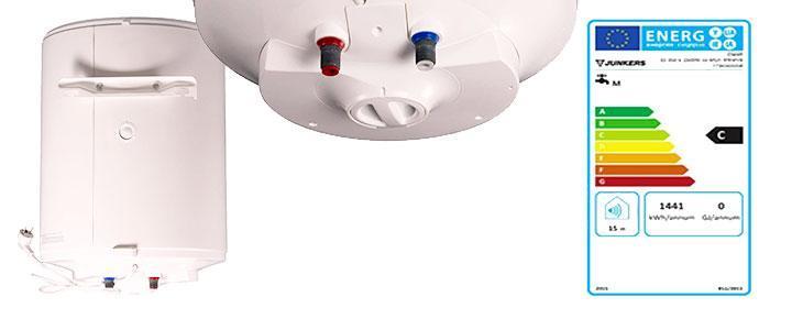 Precio calentador eléctrico de agua Junkers Elacell 50l