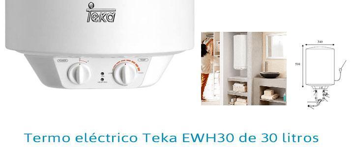 Termo eléctrico Teka EWH30