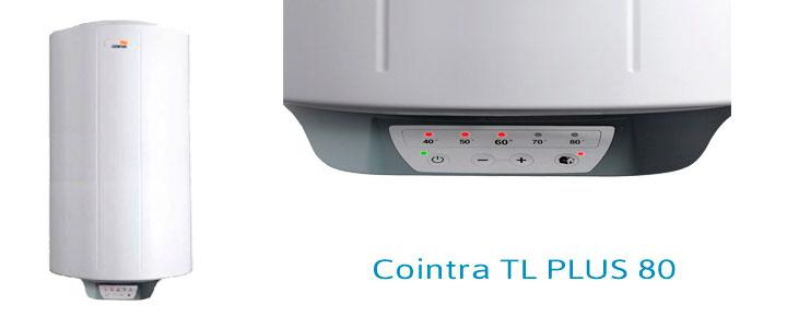 Termo eléctrico Cointra TNC Plus 80