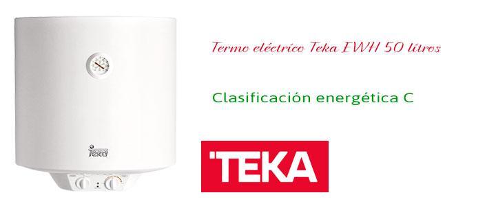 Termo eléctrico Teka EWH 50 litros